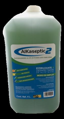 Glutaraldehído al 2% ALKASEPTIC 2 Imagen
